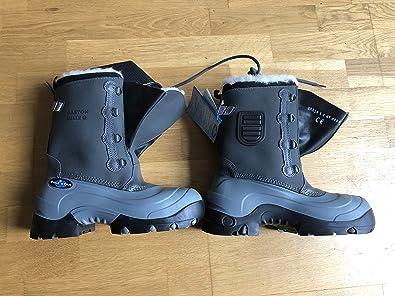 368826a13544 Bottes Fourrées GASTON MILLE KAMA S3 CI en cuir marron Embout et semelle  acier - Taille 41 - RAMA3-41  Amazon.fr  Chaussures et Sacs