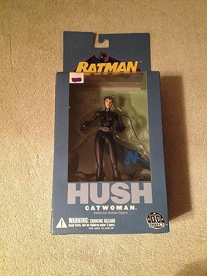 Amazon Com Batman Hush Series 2 Catwoman Action Figure Toys Games