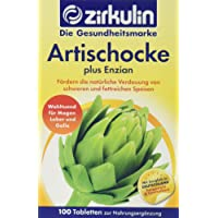 Zirkulin Artischocke plus Enzian, 100 Tabletten, 74.5 g