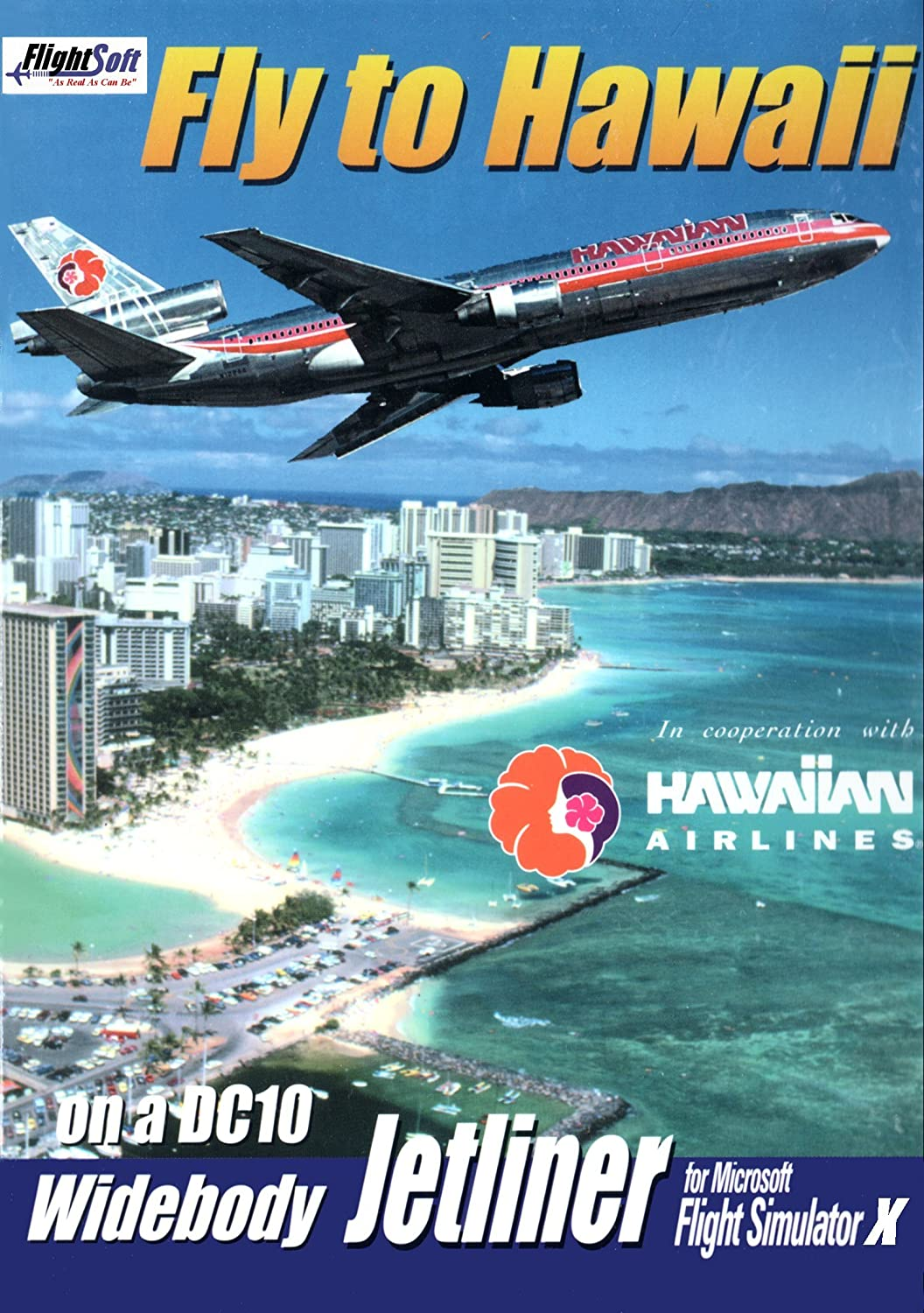 Amazon com: Fly To Hawaii FSX [Download]: Video Games