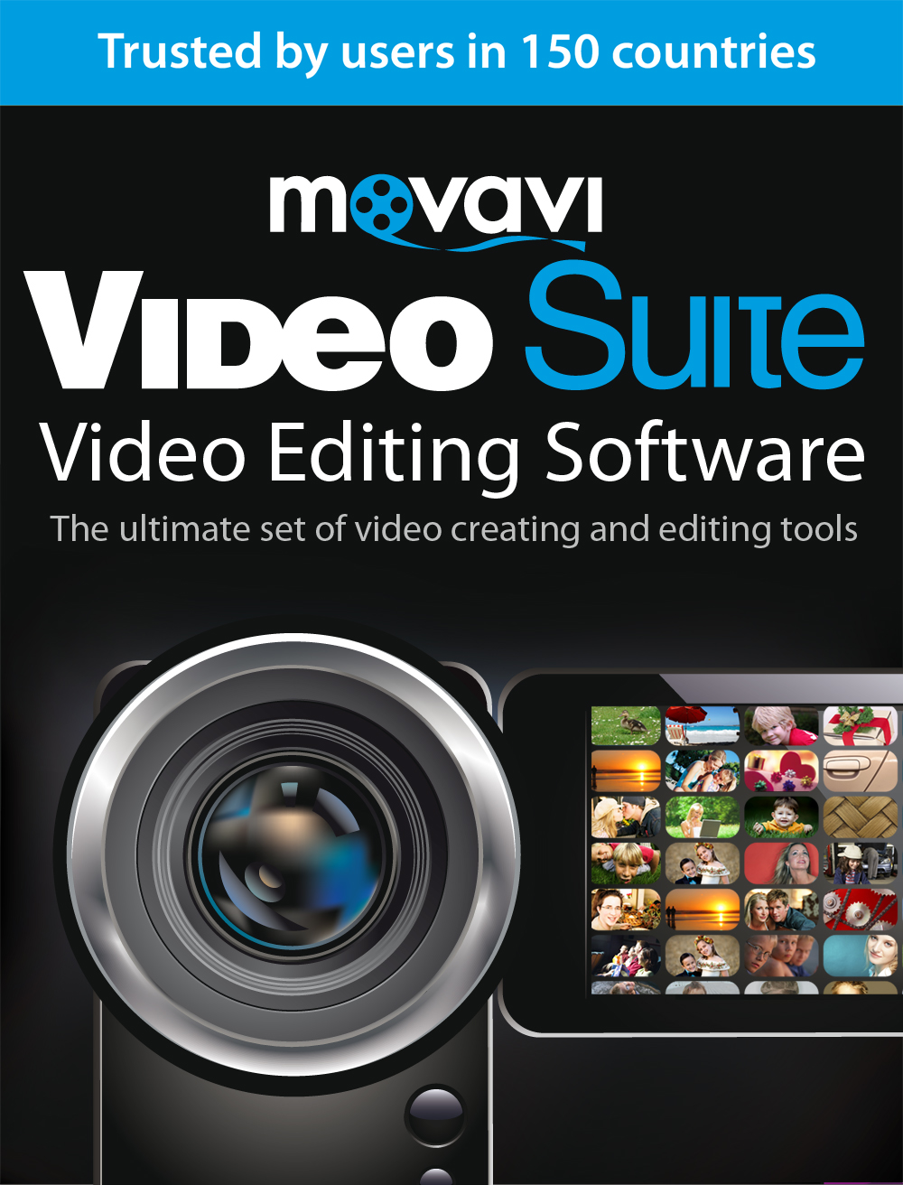 Movavi Video Suite 15 Video Editing Software Business [Download] (Blu Ray Rip Software compare prices)