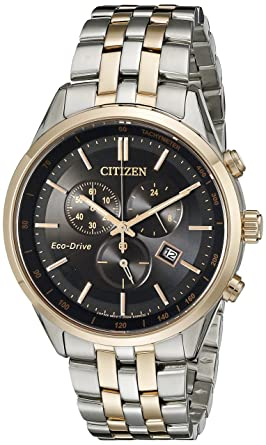 384336ea2c29 Amazon.com  Citizen Men s Eco-Drive Chronograph Watch with Date ...