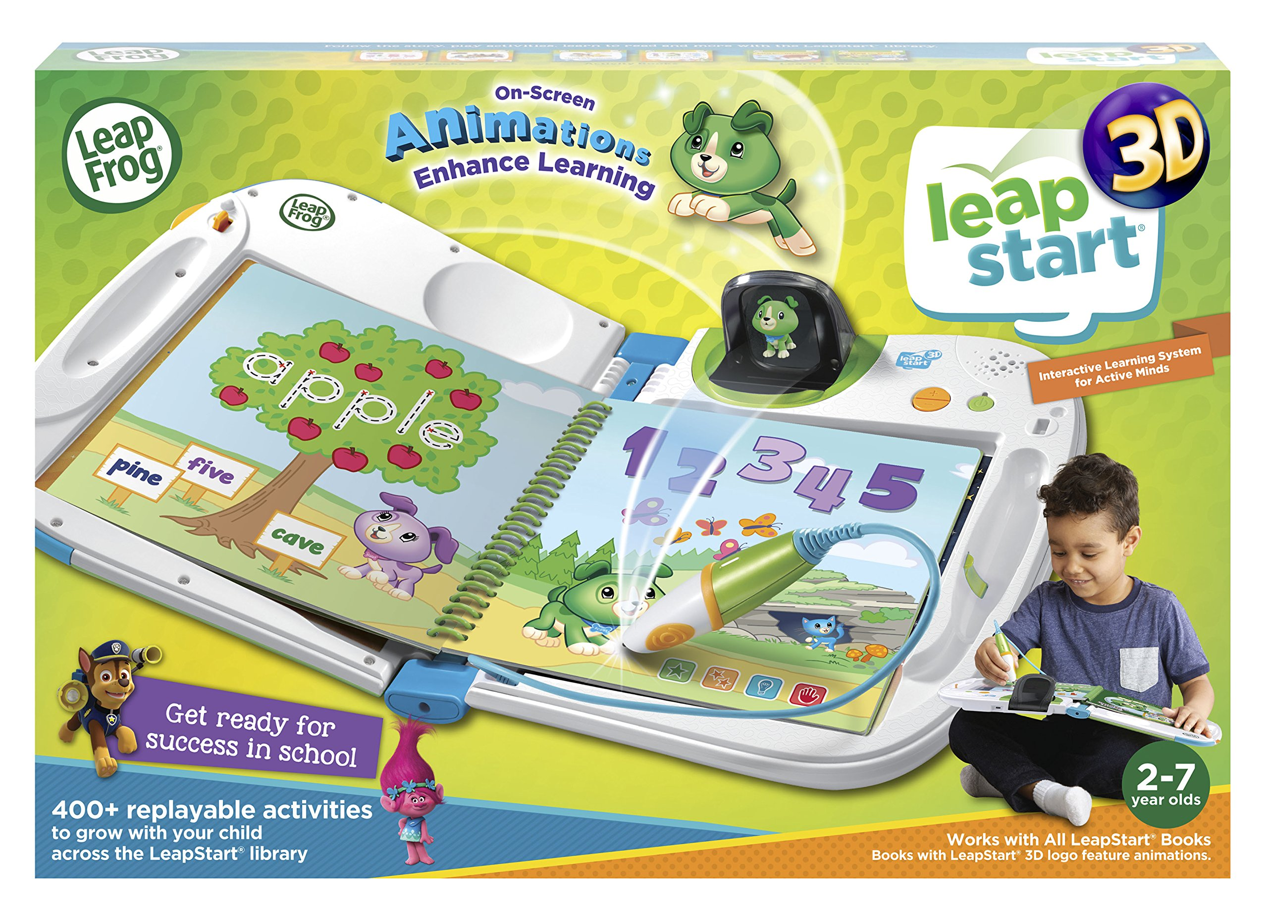 LeapFrog Leapstart 3D Interactive Learning System, Green by LeapFrog (Image #6)