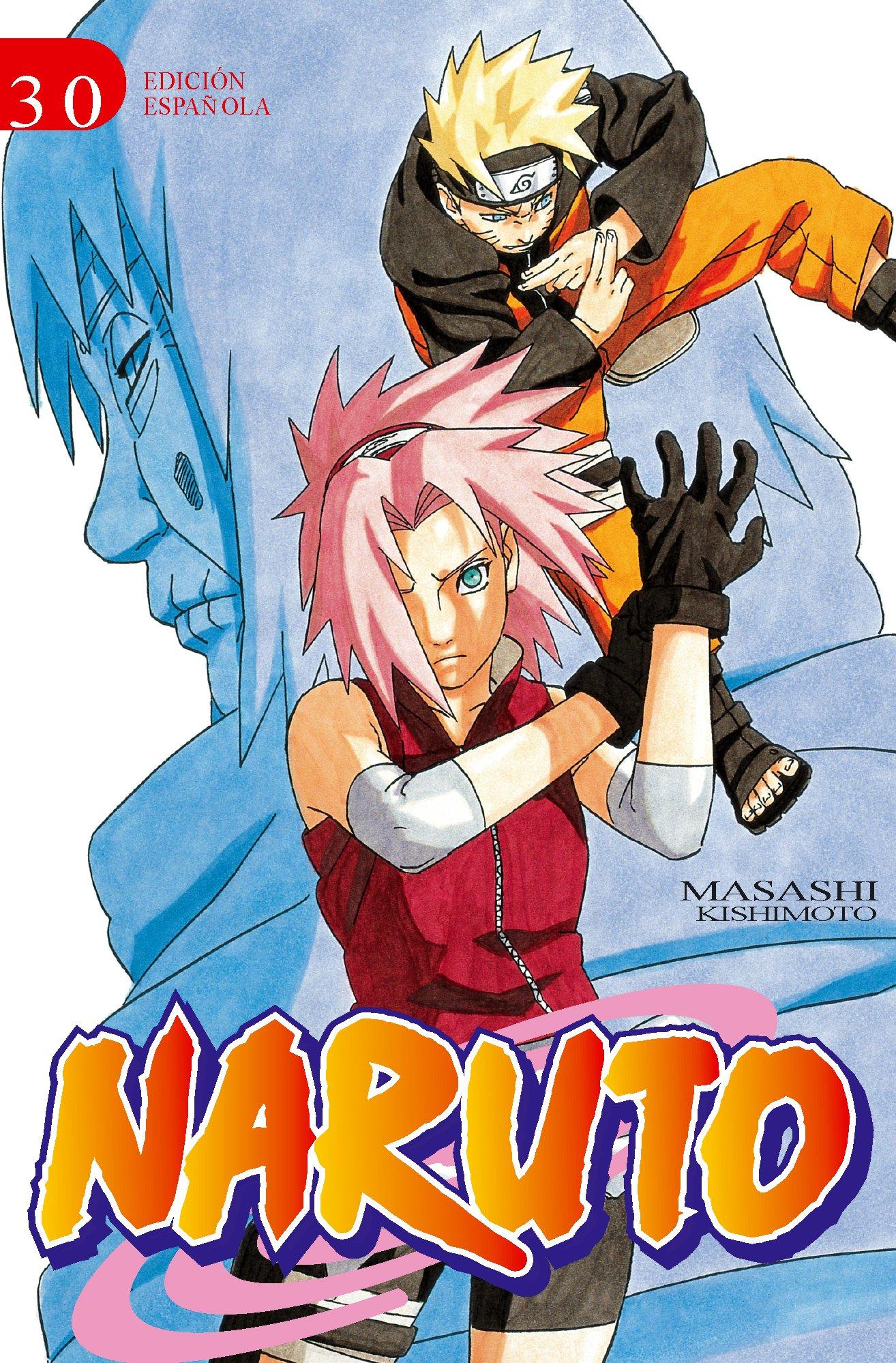 Read Online Naruto 30: Chiyo y Sakura (Shonen Manga) (Spanish Edition) pdf epub