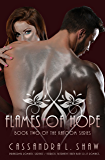 Flames of Hope: Paranormal Romantic Suspense / Futuristic Alternative Earth Sci-Fi Romance (Katoom Series)