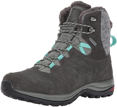 new product a56dc 7a9c4 Salomon Herren Ellipse Winter GTX Trekking- & Wanderhalbschuhe, braun, 30 EU