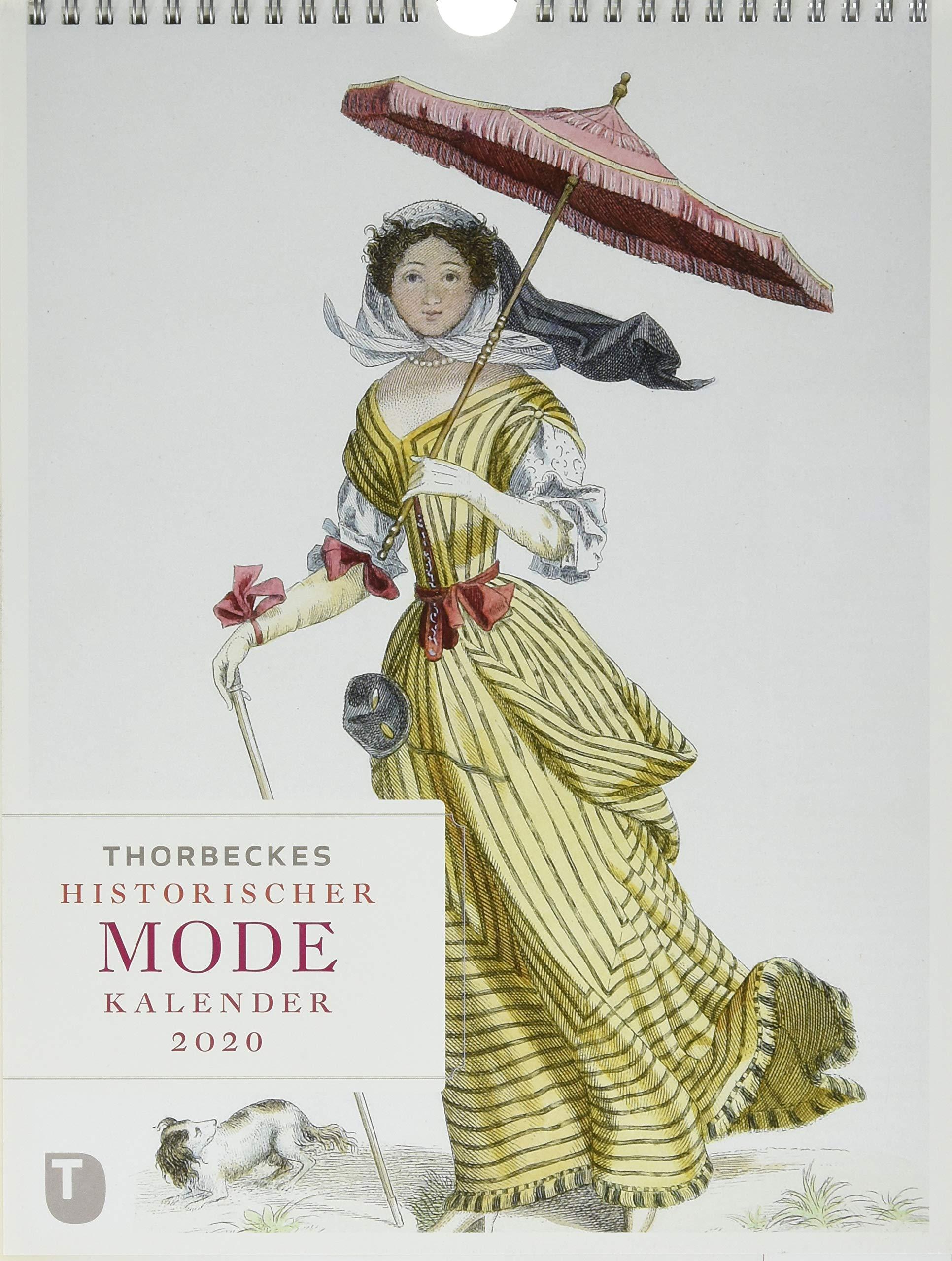 Thorbeckes Historischer Mode Kalender 2020