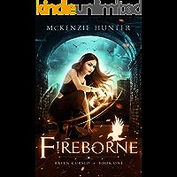 Fireborne (Raven Cursed Book 1) book cover