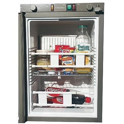 Amazon.es: Barra nevera 25 - 44 cm telescópica para frigoríficos ...