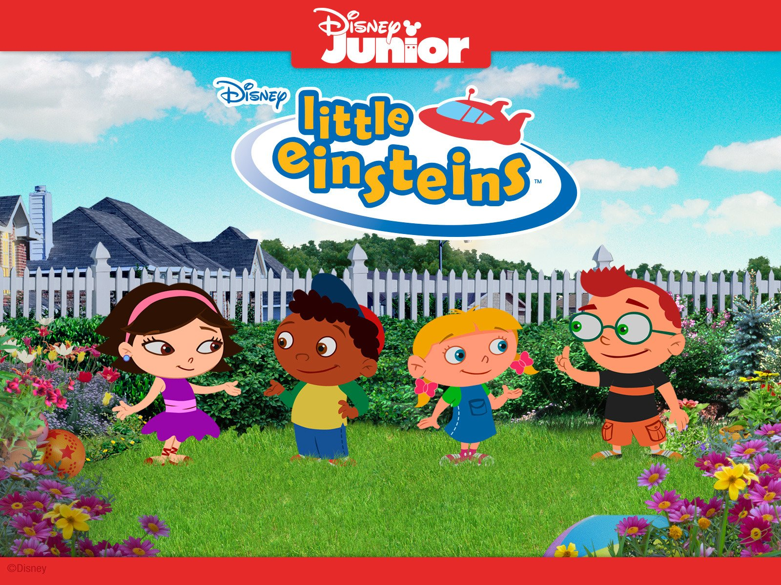 Amazon Com Watch Little Einsteins Volume 4 Prime Video