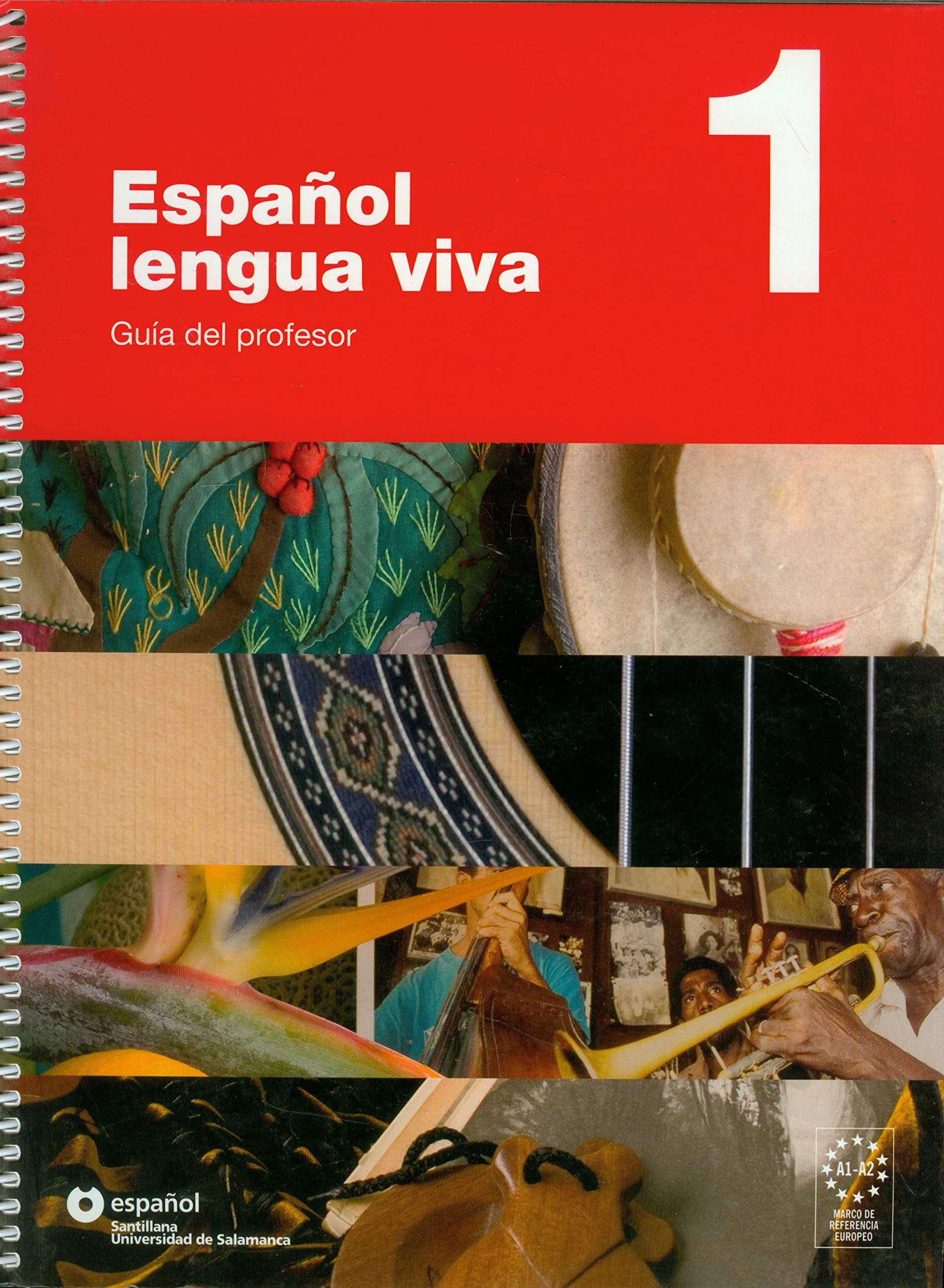 Español Lengua Viva 1 Guia Del Profesor Español Santillana ...