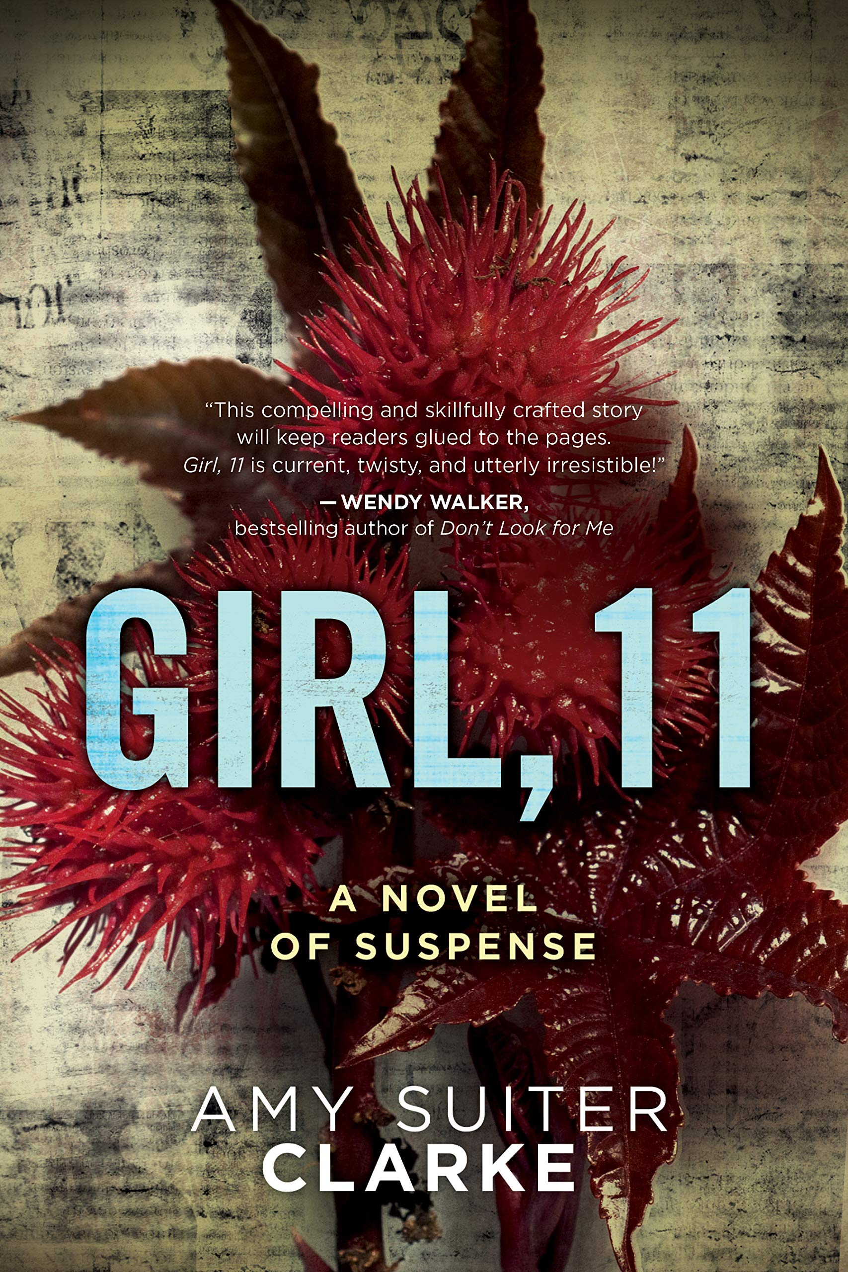 Amazon.com: Girl, 11 (9780358418931): Clarke, Amy Suiter: Books