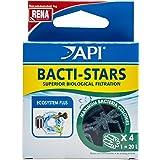 Apl Accessoire pour Aquariophilie Bacti Stars Boîte de 4