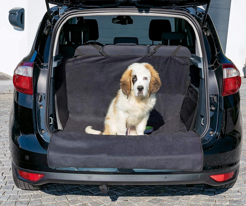 MAXTUF Auto Hundedecke mit Ladekantenschutz Wasserdicht Kofferraumdecke f/ür Kratzern Schmutz Tierhaaren Haustier Katze Pet Hunde Kofferraumschutz