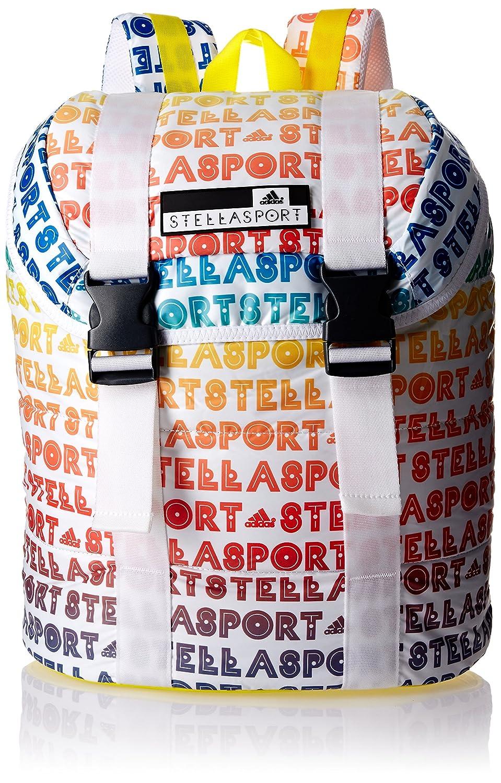 a9b9dda07139 adidas Stellasport Flap AOP Backpack - Multi-Colour  Amazon.co.uk  Sports    Outdoors