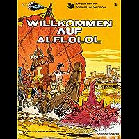Valerian und Veronique 4: Willkommen auf Alflolol (German Edition) book cover