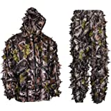 North Mountain Gear Super Natural Camouflage Leafy Hunting Suit