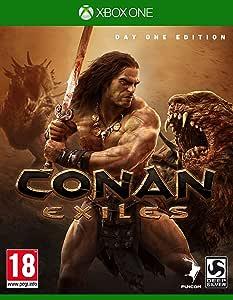 Conan Exiles: Day One Edition - Xbox One [Importación inglesa ...