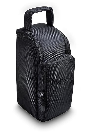 Riva Adxfsd01 Reisetasche Schwarz Amazon De Computer Zubehor