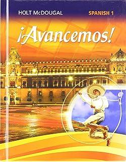 Avancemos student edition level 1 2018 spanish edition houghton avancemos student edition level 1 2013 spanish edition fandeluxe Gallery