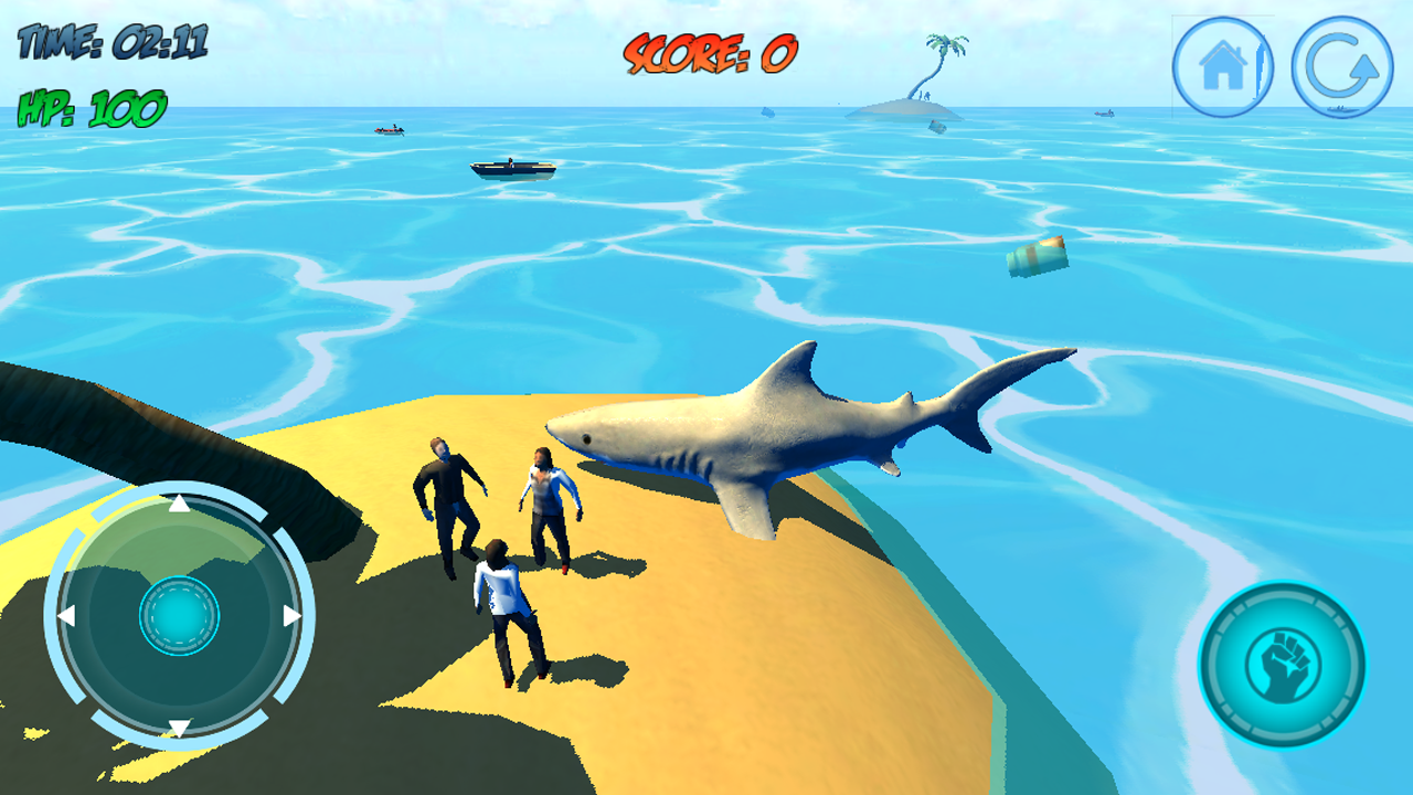 com shark attack d appstore for android