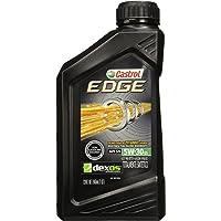 Castrol 06817 Aceite para Motor Edge 5W-30 U.S., color Negro