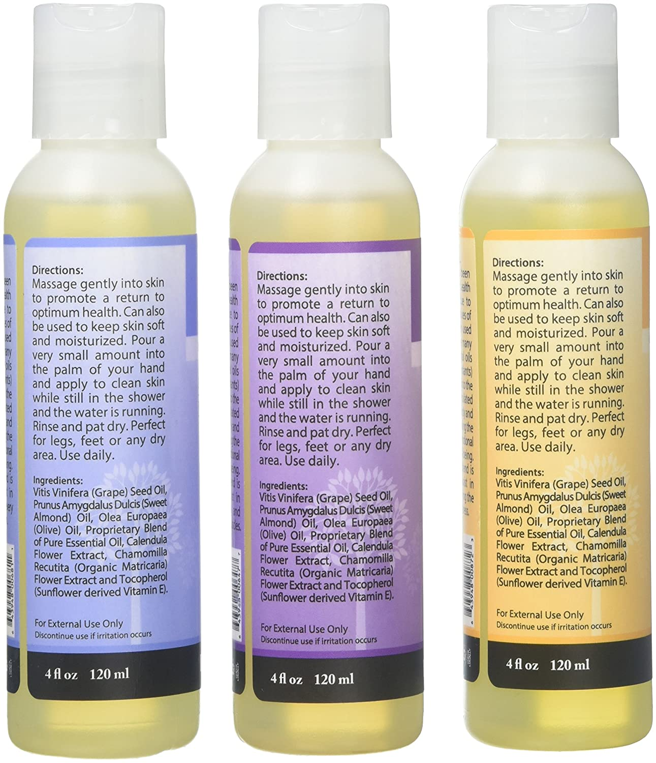 GRAPESEED COMPANY - Lavender & Rose Toner - 4.4 fl. oz. (130 ml) Eminence Pear and Green Apple Sugar Scrub, 8.4 Ounce