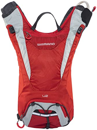 Shimano Pi M Termicas Neg T-XL Mochila de Hidratación, Unisex Adulto, Rojo, Talla Única: Amazon.es: Deportes y aire libre