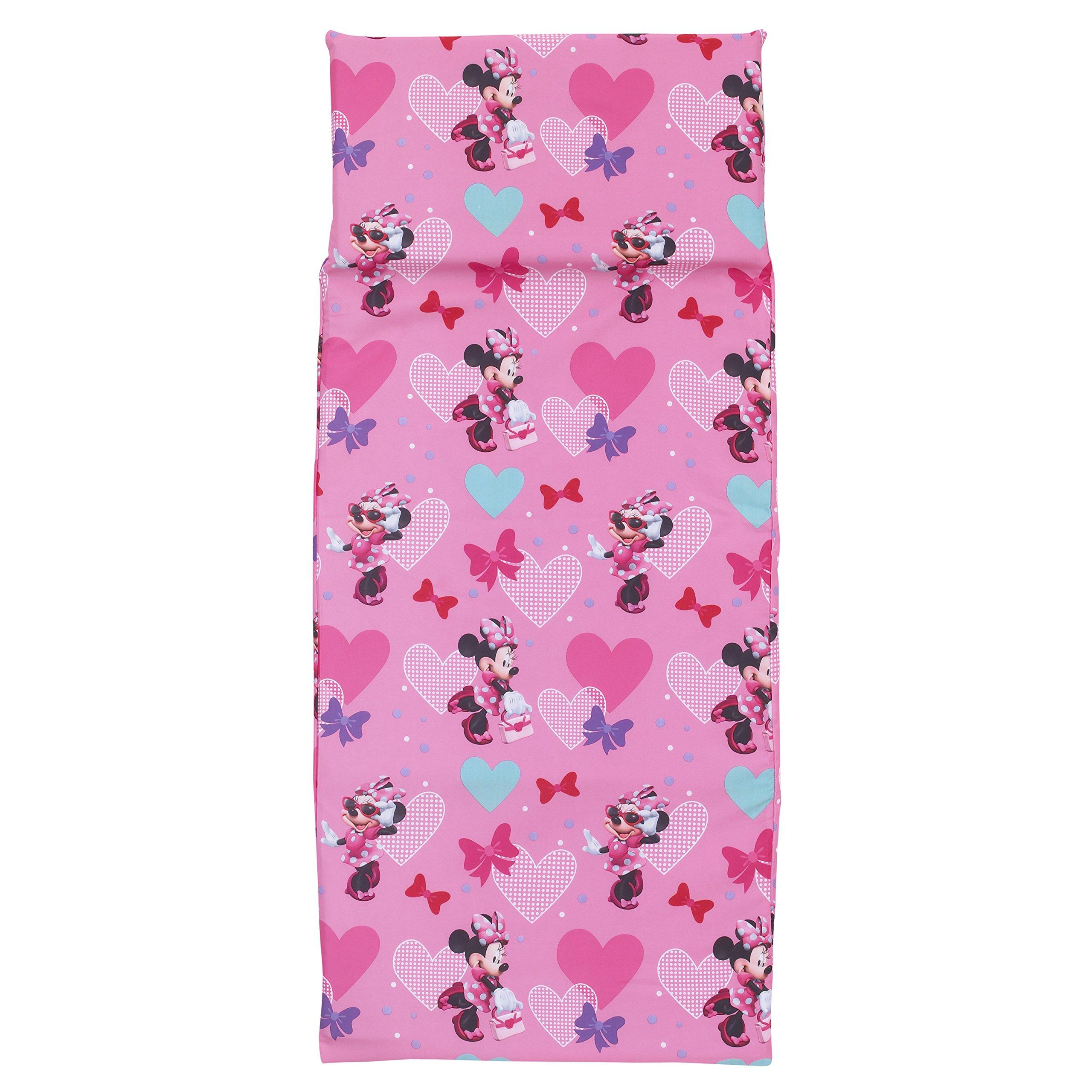 Amazon Com Disney Mickey Mouse Preschool Nap Pad Sheet