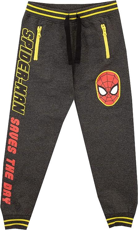 Kids Boys Spiderman Superhero Hoodie T-Shirt Pants Tracksuit Sports Sweatshirt *