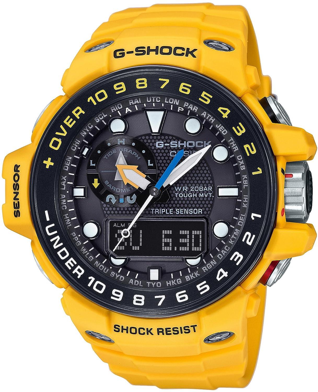 Casio G Shock Master Of Gulfmaster Gwn 1000h 9ajf Mens Gshock Japan Import Watches