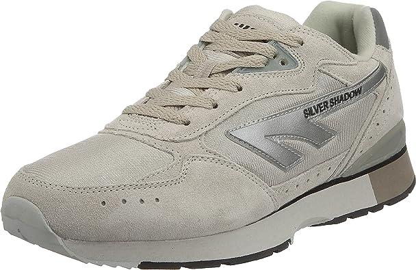 Zapatillas de correr unisex Silver Shadow II de Hi-Tec, color Gris ...