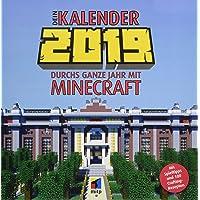 Let's Play: Dein Kalender 2019 (Wandkalender): Durchs ganze Jahr mit Minecraft.Mit Spieltipps und 100 Crafting-Rezepten (mitp Anwendungen)