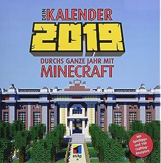 Kalender Monate Bauen Mit Minecraft Mit Spieletipps Und - Minecraft pocket spieletipps
