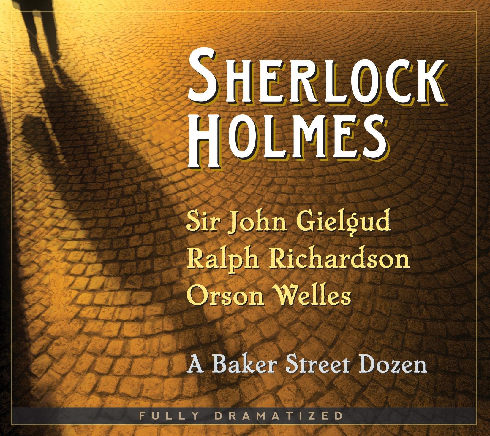Download Sherlock Holmes: A Baker Street Dozen pdf epub
