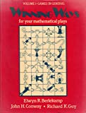 001: Winning Ways: For Your Mathematical Plays. Volume 1: Games in General