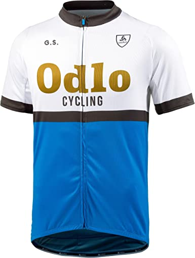 ODLO Bike Ladies Womens Jersey Sports Jacket Cycling Top Bicycles Mesh Active