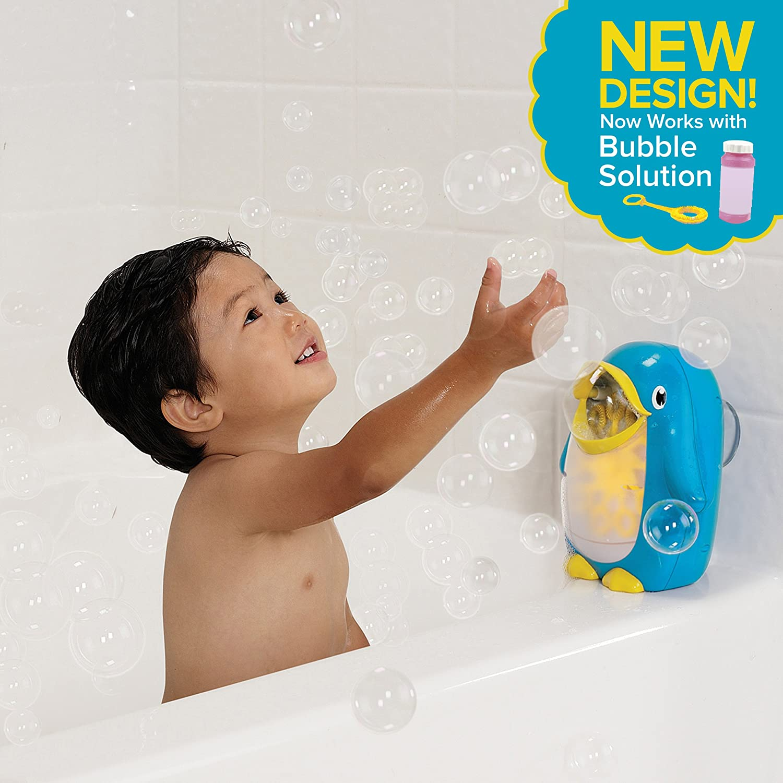 Amazon.com : Munchkin Bath Fun Bubble Blower Toy : Baby