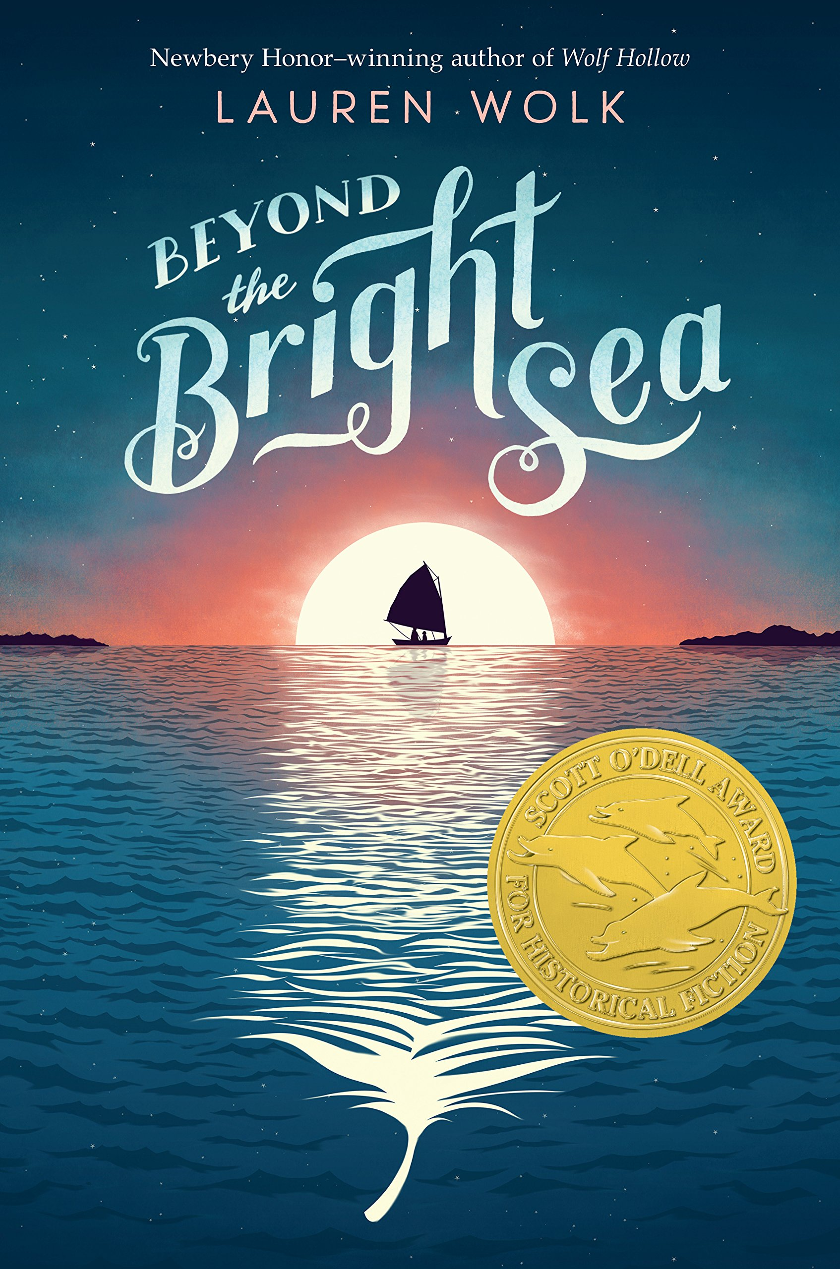 Image result for beyond the bright sea by lauren wolk