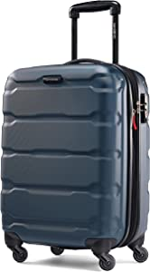 Samsonite Omni PC Hardside 20-Inch One Size Spinner - Reg Teal