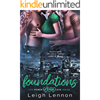 Foundations (The Power of Three Love Series Book 1)