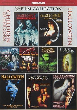 Amazon.com: 9-Film Children of the Corn: Halloween Collection: 9 ...