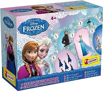 Disney - Cartas gigantes Frozen(42100): Amazon.es: Juguetes y juegos