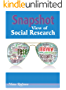 Snapshot View of Social Research (English Edition)