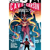 Cave Carson Has a Cybernetic Eye Volume 2