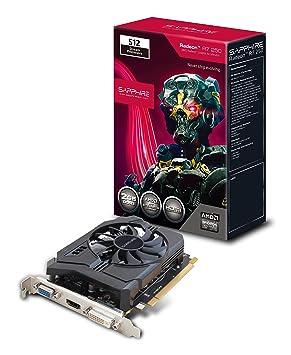 Sapphire Radeon R7 250 2 GB DDR3 512sp Edition HDMI/DVI-D ...