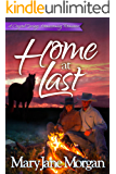 Home at Last (Crystal Springs Homecoming Romances Book 4) (English Edition)