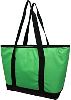 b5fbf88f1431 Amazon.com: Carry All Insulated Tote Extra Large (Royal Blue ...