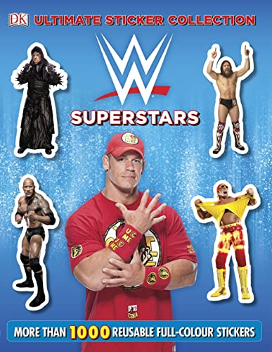 Ultimate Sticker Collection:  WWE Superstars (DK Ultimate Sticker Collection)