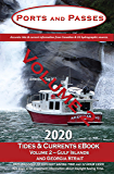 Ports and Passes 2020 Tides & Currents eBook: Volume 2 - Gulf Islands and Georgia Strait